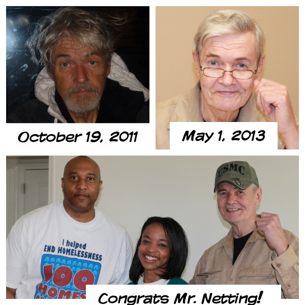 Mr Netting Collage