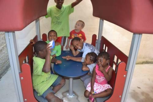 pratt playground