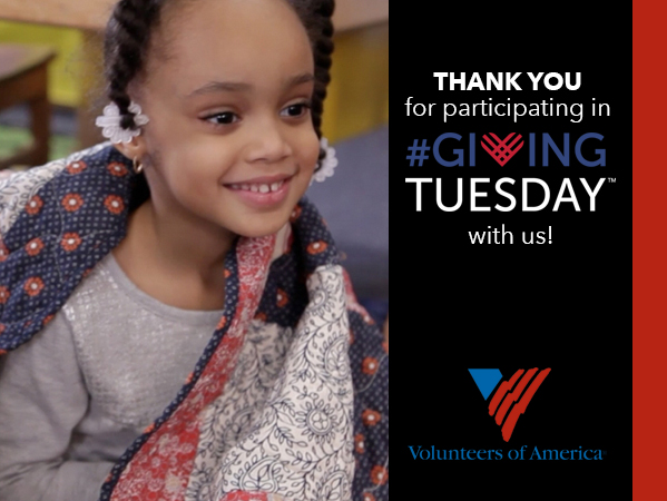 Thank you - Post GivingTuesday