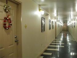 Inside the Pratt House